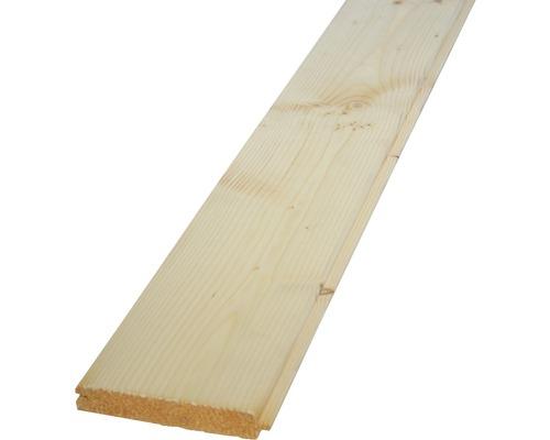 Podlahové palubovky Konsta CS-profil A 24 x 146 x 4000 mm smrekové, 3 ks