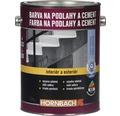 Farba na betón Hornbach stredne tmavosivá, hodvábne lesklá 2,5 l