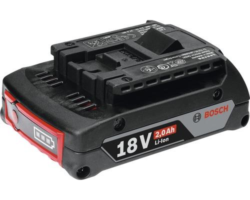 Aku batéria Bosch GBA 18 V Li (2,0 Ah)