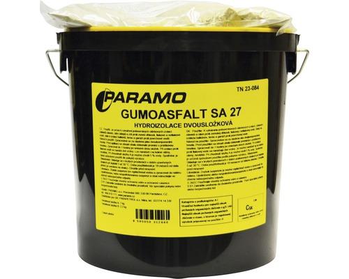 Gumoasfalt Paramo SA 27, 10 kg