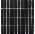 Keramická mozaika ST 360 čierna 29,1 x 30 cm