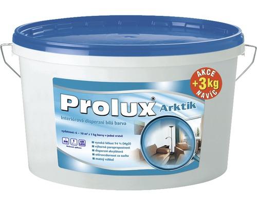 Farba Prolux Arktik 15 kg +3 kg zadarmo