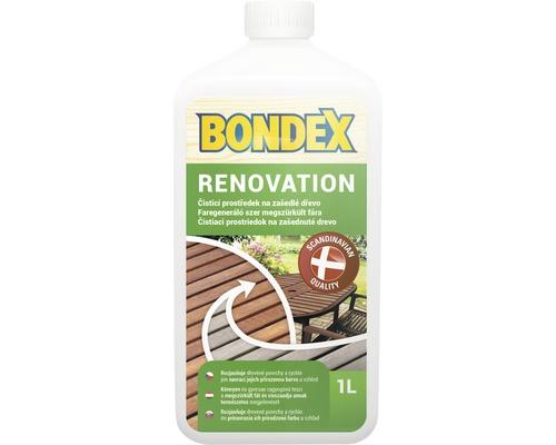 BONDEX Renovation (Holz Neu) 1L - čistiaci prostriedok na zašlé drevo