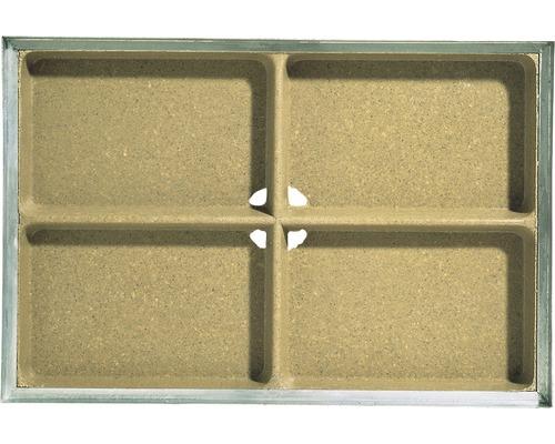 Polymérbetónová vaňa ACO VARIO 00400, 100 x 50 cm, s ochrannou hranou