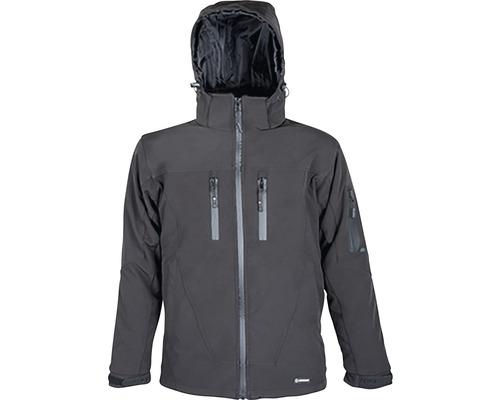 Zimná softshellová bunda Ardon Spirit veľkosť L čierna