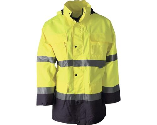 Reflexná bunda Ardon MAXWELL, žltá, veľkosť XXXL